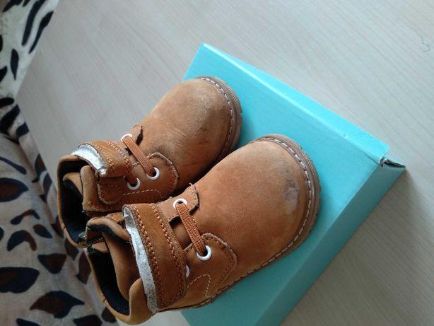 Ботинки демисезонные, черевики
