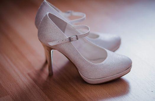 Buty ślubne rozmiar 34 (male 35)