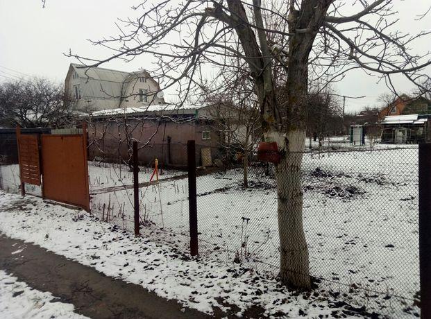 Дачный участок с домиком под Борисполем(с Артемовка)