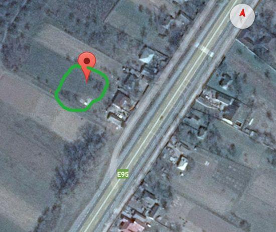Земельна ділянка с. Єрків, Козелецький район, Чернігівська область