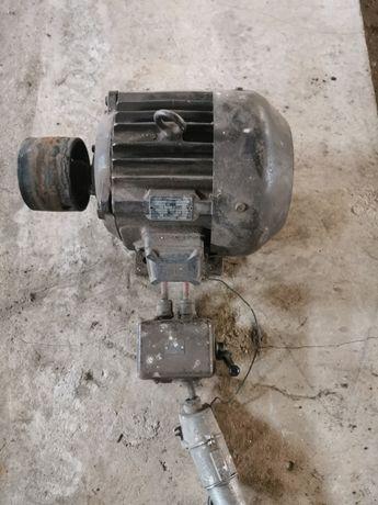 Silnik 4.5 KW Sprawny