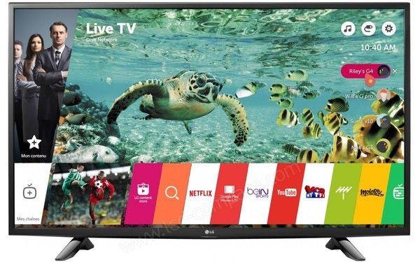 Smart TV LG- Uh603v