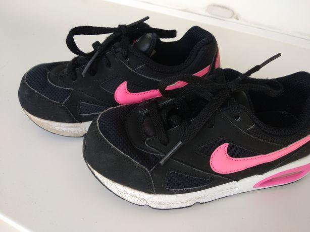 Buty Nike.