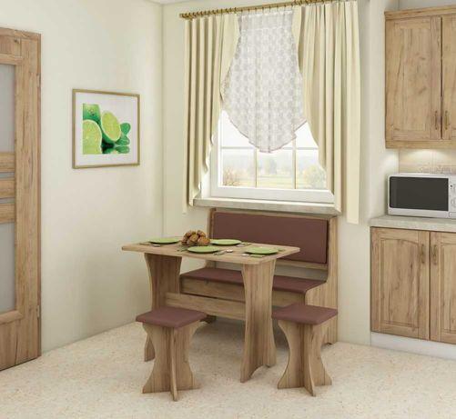 Kama 3 – narożnik kuchenny ze stołem - Dowóz Gratis - RATY