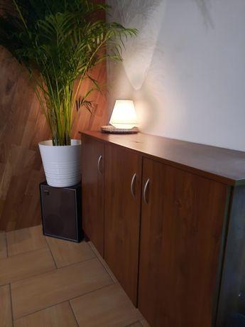 Szafka komoda jak Ikea - mieści segregatory - idealna do biura
