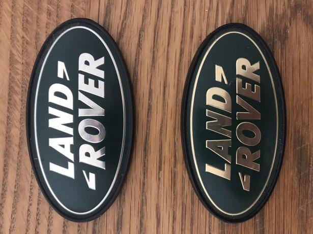 Símbolo land rover