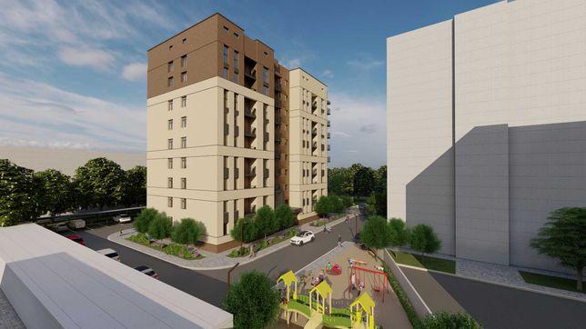 1- комн. квартира 39,2 кв.м в новострое на Северном/Nikostar Comfort+/