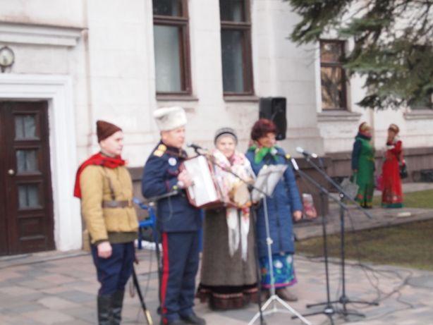 """Коллектив """" Мариупольская  гармонь"""" приглашает женщин"""