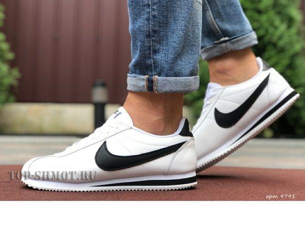 Кожаные оригинальные кроссовки Nake_46-45,5(12) размер