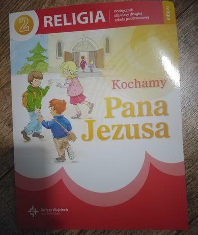 Książka podręcznik Religia klasa 2