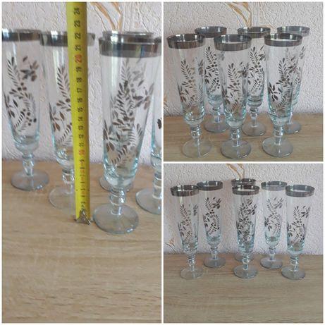 Набор стеклянных бокалов недорого