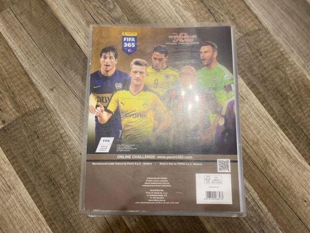 album piłkarski karty z 2014,2015,2016,2017,2018