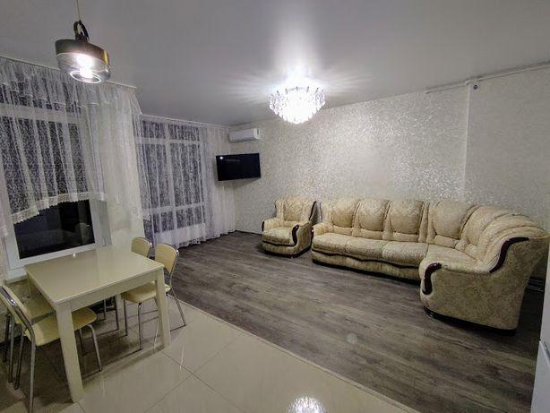 Первая аренда 2х уровневой квартиры в ЖК Львовский квартал Глубочицка