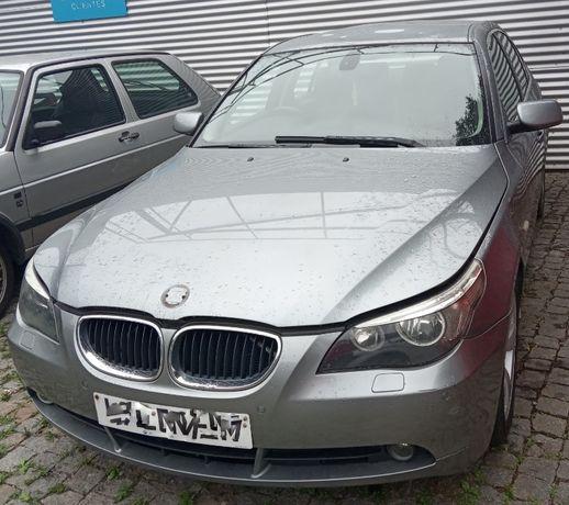BMW E60 520D para peças