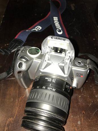 Camara Canon EOS 300 analógica