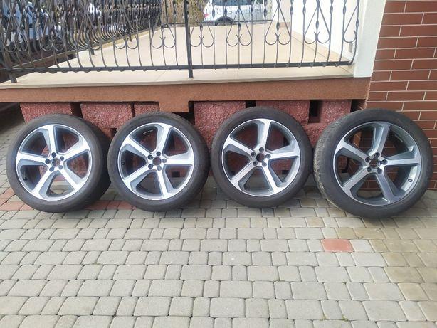 Felgi aluminiowe Audi Q5 5x112 E 8.5Jx20H2 ET33