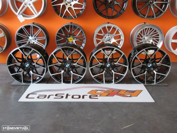Jantes Look Bmw M8 Competition 18  8+9 j 5x120