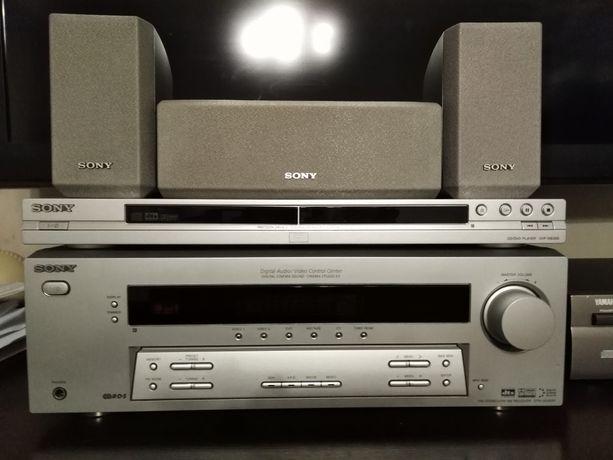 Amplituner Sony DE 495P