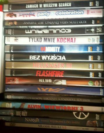 Płyty DVD filmy