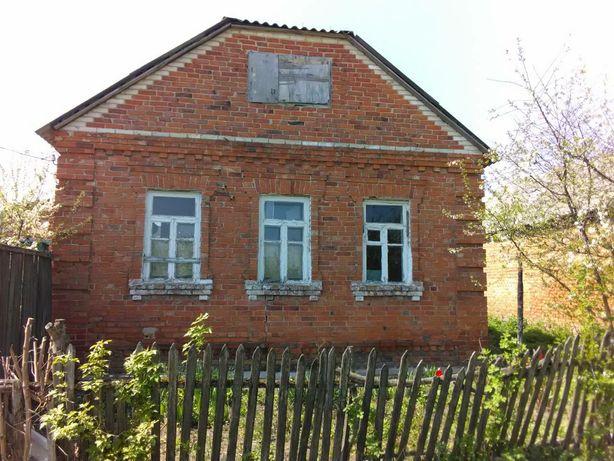Дом в Верхней Сыроватке с большим участком земли.
