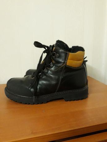 Зимние детские ботинки сапожки