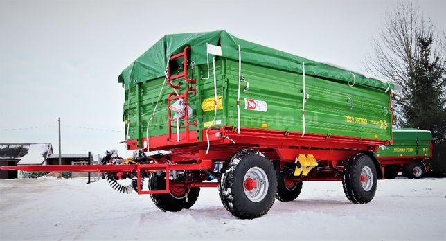 Przyczepa Pronar T653/2 6 ton. Od ręki! Finansowanie 0%