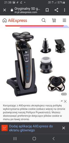 Nowa golarka elektryczna Shaver 5D