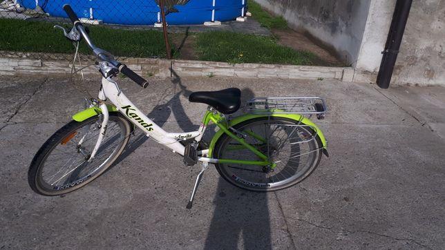 Sprzedam rower dziewczęcy 24 cali