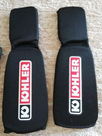 Caneleiras/protecções pés Outshock