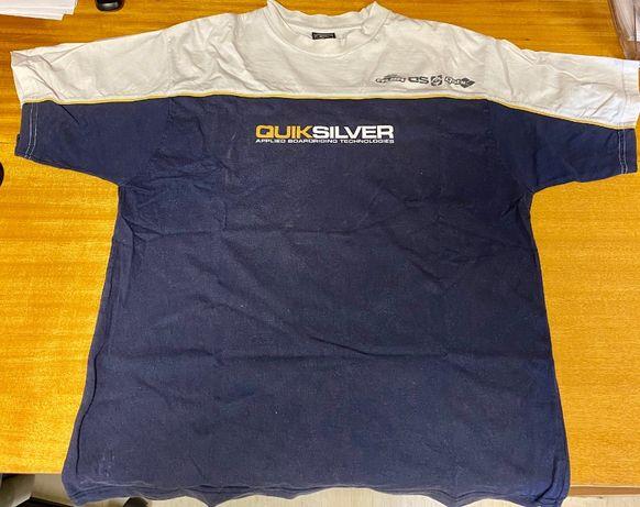Tshirt quick silver top