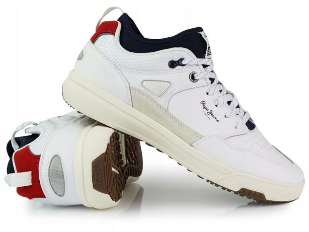 Pepe Jeans Slate Pro 01 PMS30572 800 43 кросовки кроси кросівки взутт