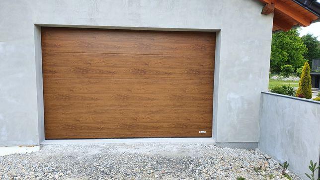 Brama Segmentowa 450x220 Producent Tarnowskie Góry okolice