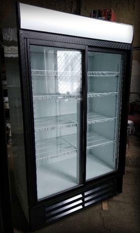 Продамо холодильну вітрину для води, пива, молочки б.в.