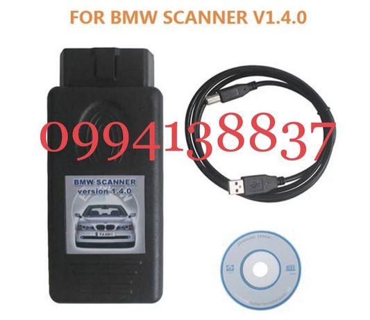 Bmw scanner v 1.4.0 диагностика БМВ e39 e46 e38 e53 e83 (Новый)