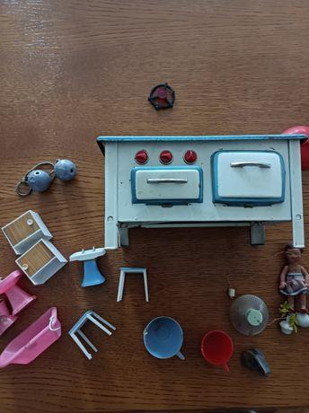 PRL zabawki, kuchenka, Piko mechanik, sentymentalnie