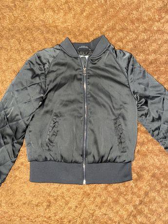 Куртка h&m 152 размер 11-12 лет Как новая! Куртка на девочку