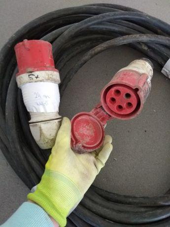 Kabel siłowy 5x 2,5 mm. 24 metry