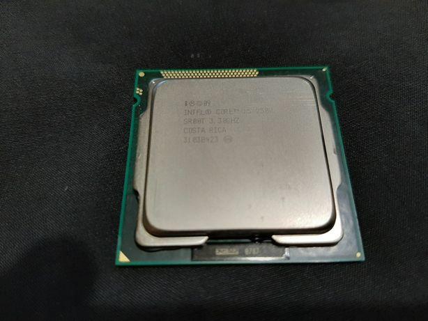 Процессоры i5 3470 и i5 2500 сокет 1155