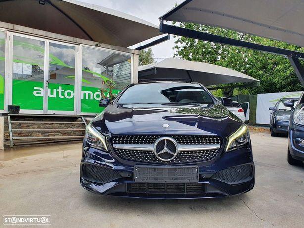 Mercedes-Benz CLA 200 CDI AMG