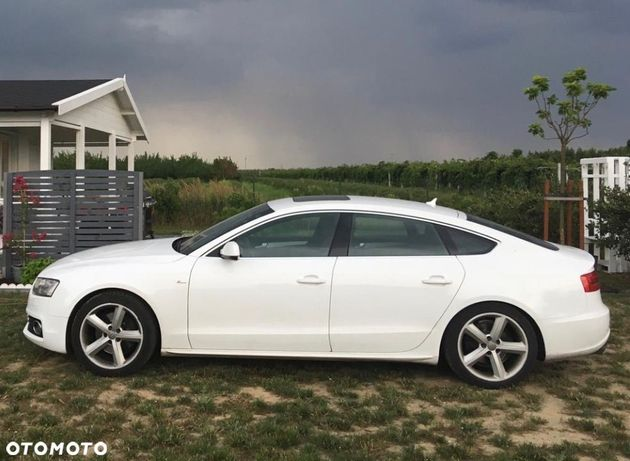 Audi A5 Audi A5 Sportback 2.0TFSI S Line 2011R