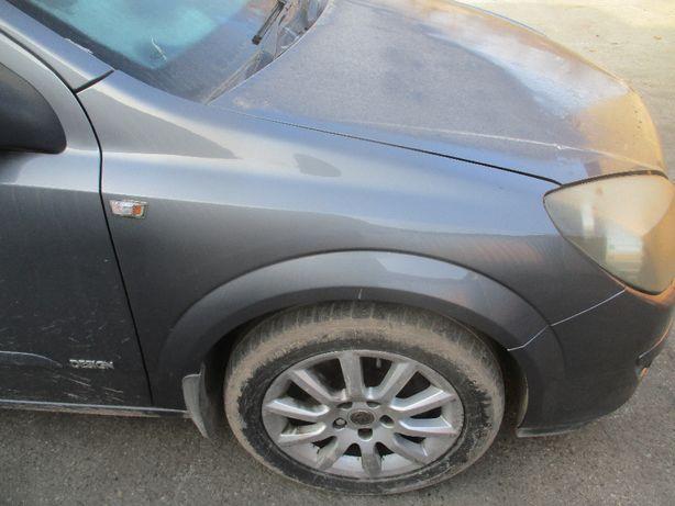 Opel Astra III H błotnik prawy z155 do założenia