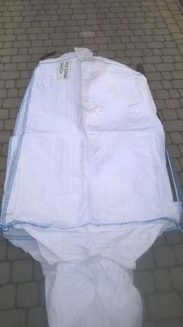 Opakowania Worki Big Bag rozm 95/95/130cm Czyste na Zboża różne