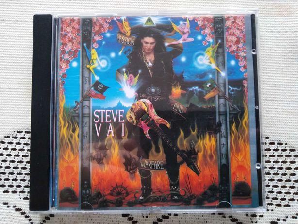 Steve Vai Passion And Warfare CD