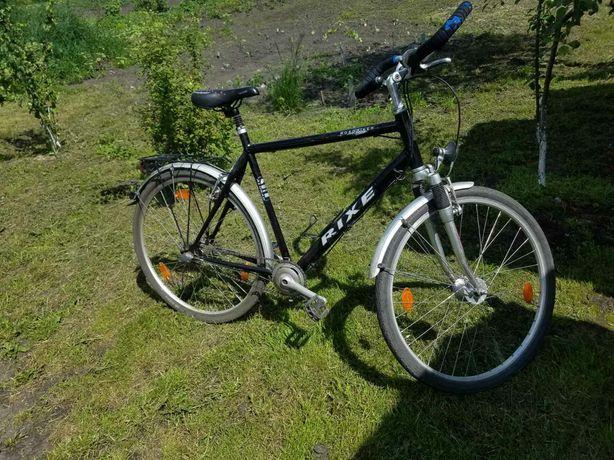 Велосипед Rixe. Алюмінієва рама