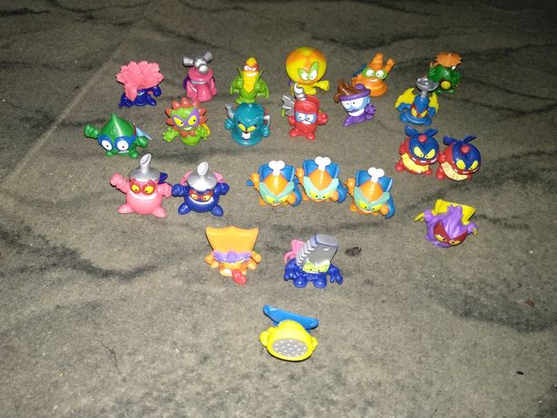 Super Zings figurki seria 5
