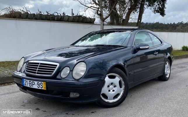 Mercedes-Benz CLK 200 2.0 ELEGANCE