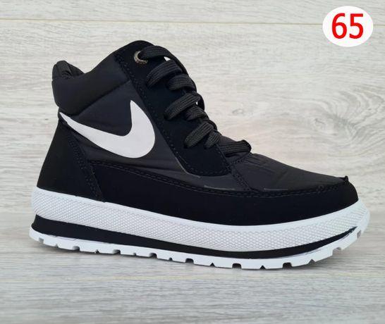 АКЦИЯ! Стильные женские зимние ботинки на шнуровку с высокой платформо