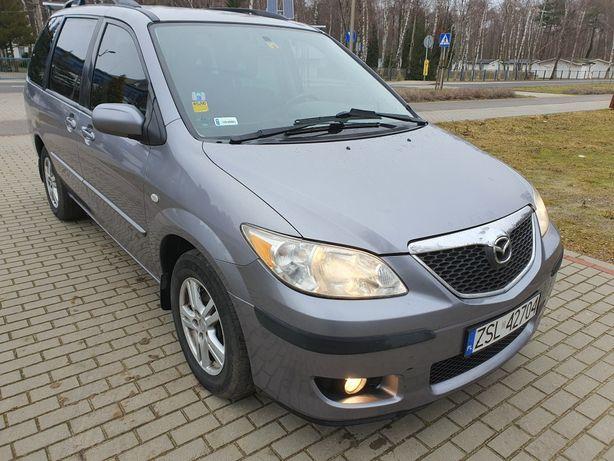 Mazda MPV 2.0D 2005rok 1 właściciel w PL... 2 lata w PL