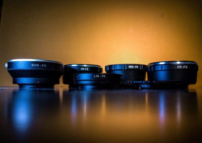 Переходники Fujifilm