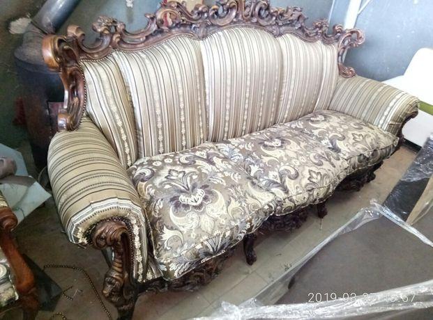 перетяжка мягкой мебели по доступной цене